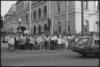 Item 0892: Tribune negatives including Gough Whitlam at Sydney University and Sequeb protest, Brisbane, Queensland, 1985