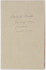 Volume 52 Item 15: Orchid book, January 1878-March 1878 [notebook belonging to Sir William Macarthur]