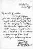 Letters from the Marsden family to Mary and John Stokes, 1794-1824, with related documents, 1885, 1962