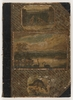 Album of original drawings by Captain James Wallis and Joseph Lycett, ca. 1817-1818, bound with 'An Historical account of the Colony of New South Wales ...', published London, Rudolph Ackermann, 1821