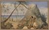 Natives on the New Guinea coast, 1849 / Thomas Henry Huxley