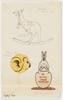 Sub-series 2: Angus & Robertson original artwork, unpublished, ca. 1927-1972
