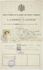 Item 04: Irene Victoria Read miscellaneous papers, 1915-1916