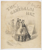 The Garibaldi hat, ca. 1861 / Samuel Thomas Gill