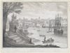 Sydney Cove, taken from the Steps opposite to the Government Wharf, ca. 1830 / possibly from original by Augustus Earle