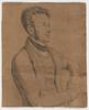Portrait of Mr George Robert Nichols, M.L.C., 1850? / drawn by Charles Rodius