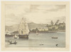 View of Point Piper, 1825-1828 / Augustus Earle