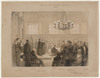 Opening of the Legislative Council 1852, 1852 / Ludwig Becker