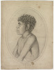 Toulgra a native of New South Wales, 1800-[1802] / taken from life by Monsr Petitt [Petit] & Peron