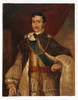[Prince Albert, Consort of Queen Victoria] 1850 / oil painting by Joseph Backler